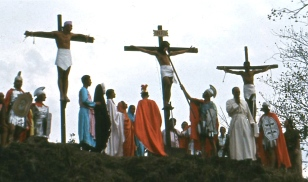 Crucifiction, Panama copy 2