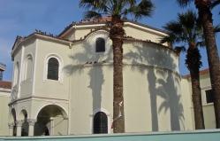 L'église de la commuauté catholique levantine