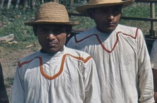 Deux indiens Chocoes