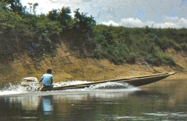 Rio Bayano, Panama