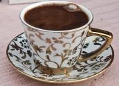 Café turc, Kosovo