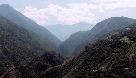 Montagne Kosovo