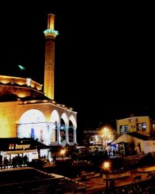 Mosquée Prizren Kosovo