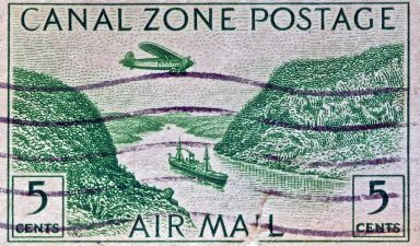 1931-canal-zone-stamp-bill-owen