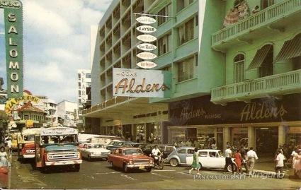 Avenida-Central-años-70s