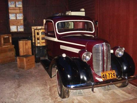 Musée Civ. Vieille camionette