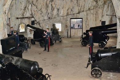 Gibraltar Siege Tunnel Cave 2