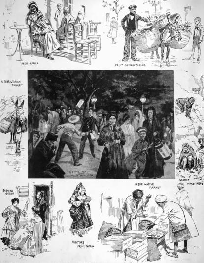 1917 Gibraltar Graphic Mag