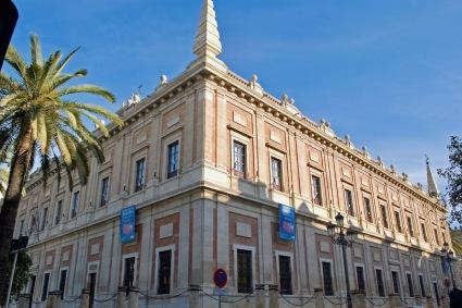La Casa de Contratacion à Séville