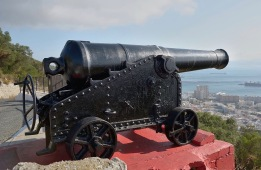 Cannon_in_Gibraltar