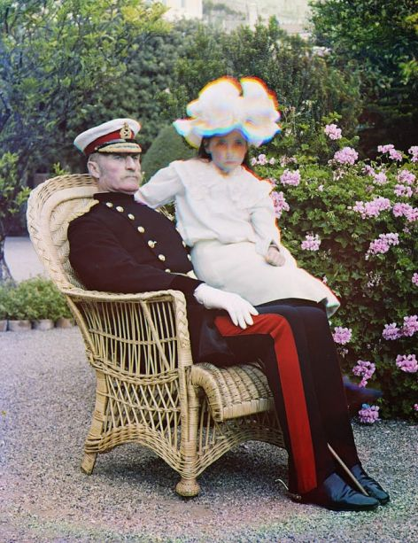 Gov White and Georgina
