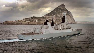 HMS_Dragon_Near_Gibraltar_MOD_45155270