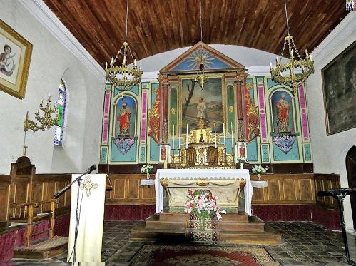 Eglise Lourdios