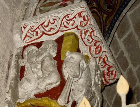 Eglise romane Pyrénées