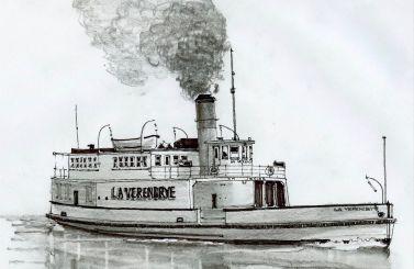 La Verendrye sketch after photo 2