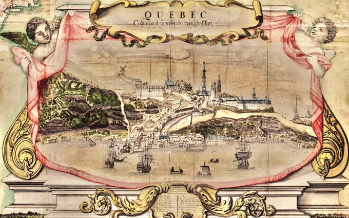 Map-of-Jean-Maptiste-Franquelin.-1688.-Quebec-City.-Excerpt. 2