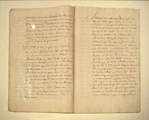 Textes des Traités