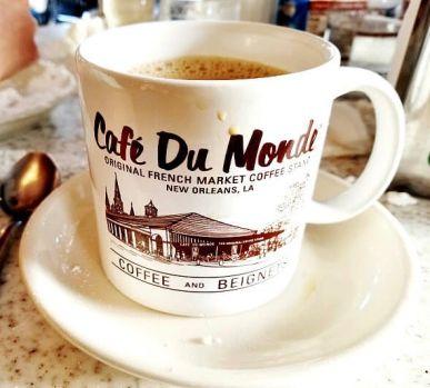 Nola, Cafe du Monde A 2