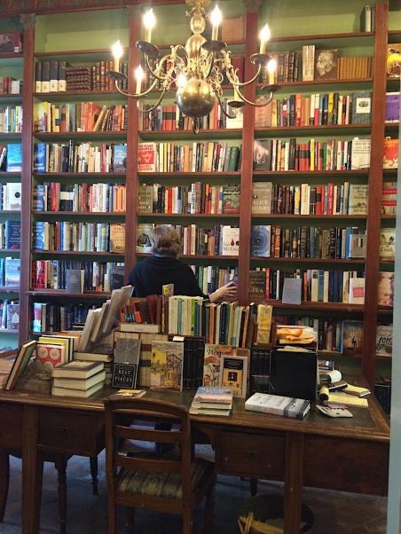 Nola, Librairie Faulkner