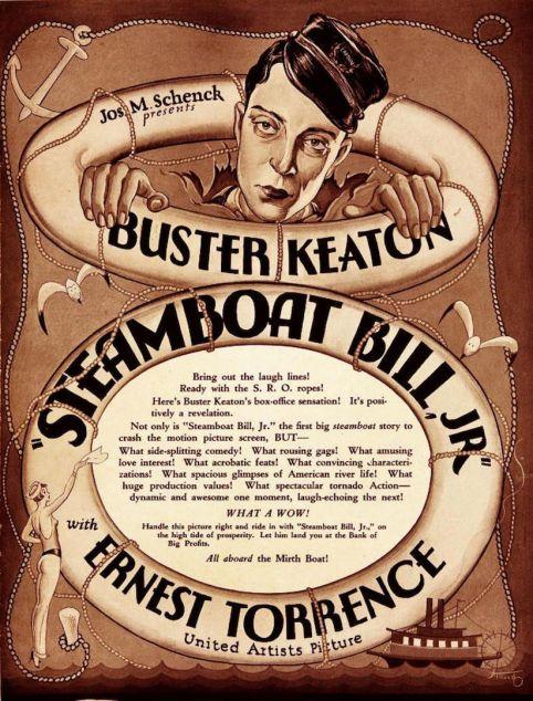 Steamboat, Steamboat Bill Jr.