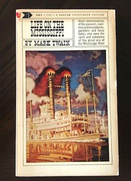 Steamboats, Life on the Mississippi