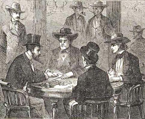 Steamboats Gamblers