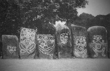 Arawak petroglyphes 2