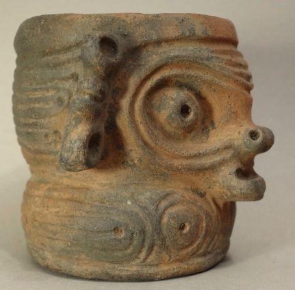 Arawak-Taïno, poterie 2