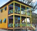 Bahamas, maison plage