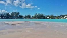 Bahamas, Sand Bank