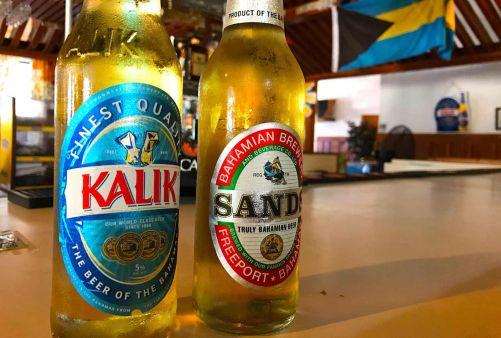 Kalik-or-Sands-Beer-in-Bahamas