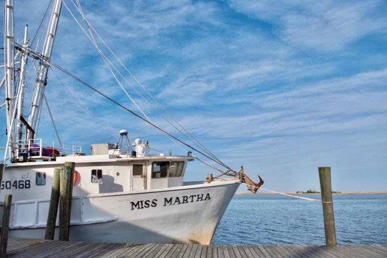 Apalachicola, bateau 9