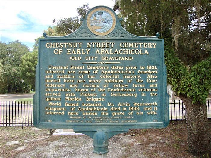 Apalachicola, Cimet-9