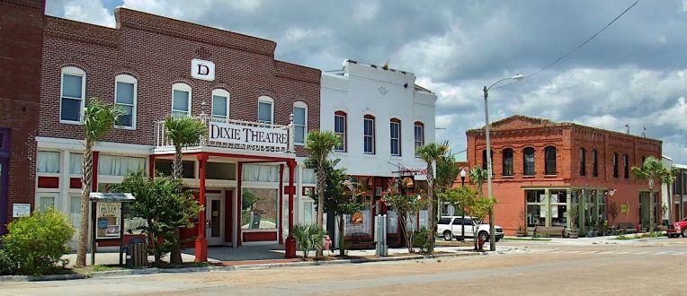 Apalachicola, Street