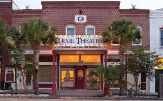Apalachicoola, théâtre Dixie