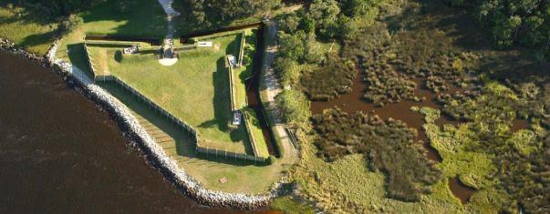 Fort Caroline W