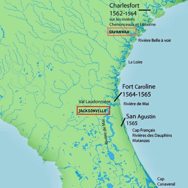 Nouvelle-France de Floride