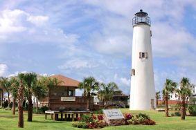 Saint George Island, Phare