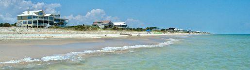 Saint George Island, plage 1