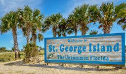 St George island, panneau 2