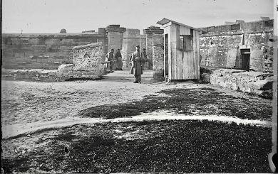 Fort_Marion_Entrance_Civil_War