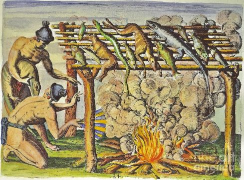 """Barbecue"" Timucua"