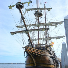San AuG Galeon