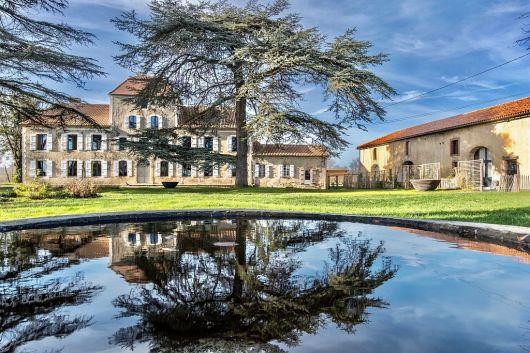 Gers, Château
