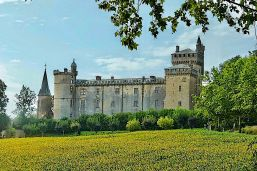 Gers, Château de Saint-Blancard
