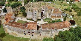 Gers village fortifié