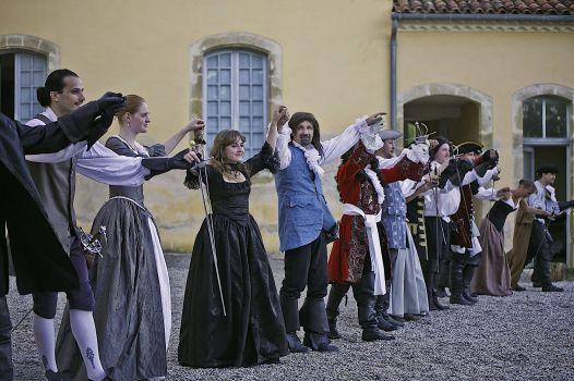 Festival D'Artagnan, Lupiac