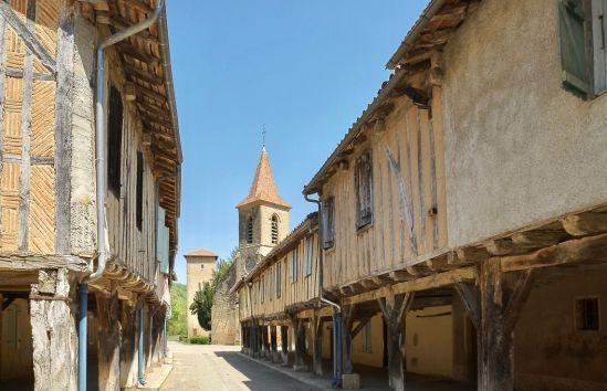 Village Gers 1